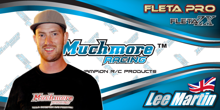 Muchmore Racing TeamDriver LeeMartin