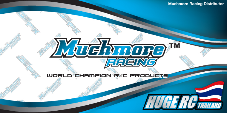 Muchmore Racing Distributors HUGE RC (Thailand)