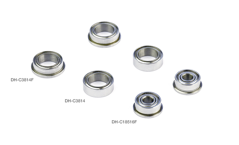 Premium Ceramic Bearing (inch) By Muchmore Racing Co., Ltd.
