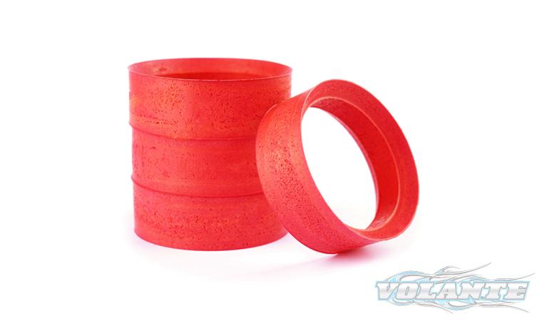 Volante Mold Tire Inserts Medium(Red) by VOLANTE Tire