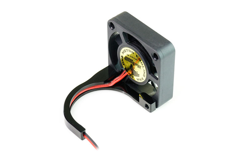 MR-CFM40 Aluminum 40mm Motor Cooling Fan Mount
