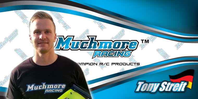 Tony Streit joins Muchmore Racing Team Driver