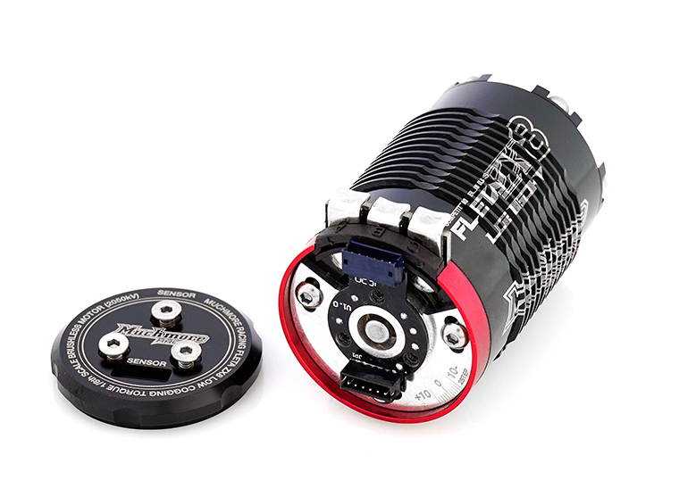 MR-LC2500FZX8 FLETA ZX8 Low Cogging Torque 1/8th Scale Brushless Motor (2050kV)