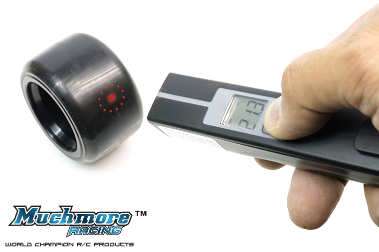 MR-PCLT Professional Circle Laser Infrared Thermometer プロフェッショナルサークルレーザー赤外線温度計 by MuchmoreRacing Co., Ltd.