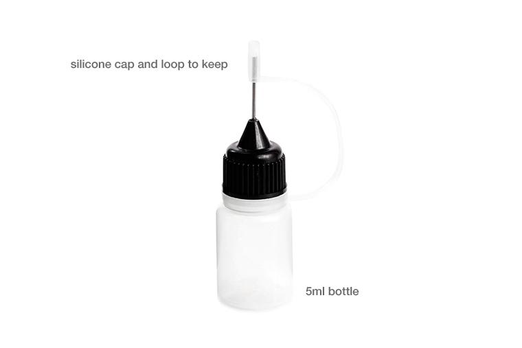 MR-DBS5 Drop Bottle 5ml 2pcs ドロップボトル 5ml (2個入り)
