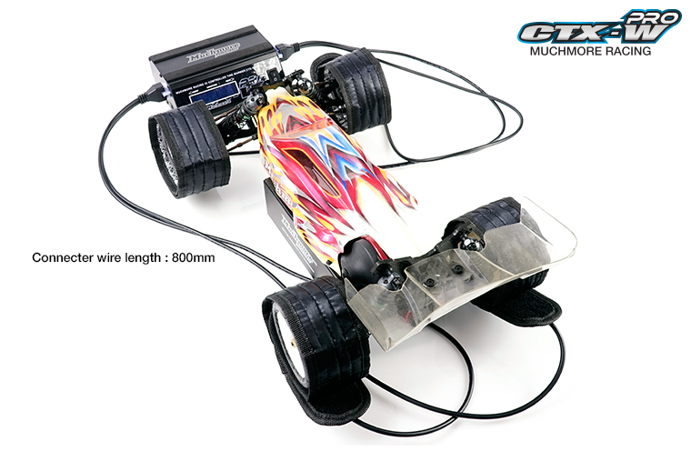 MM-BTWL Long Belt Type Tire Warmer ues to 1/10 Off-Road, 1/8 GT for CTXW, CTXW Pro ロング.ベルトタイプタイヤウォーマー1/10 Off-Road, 1/8