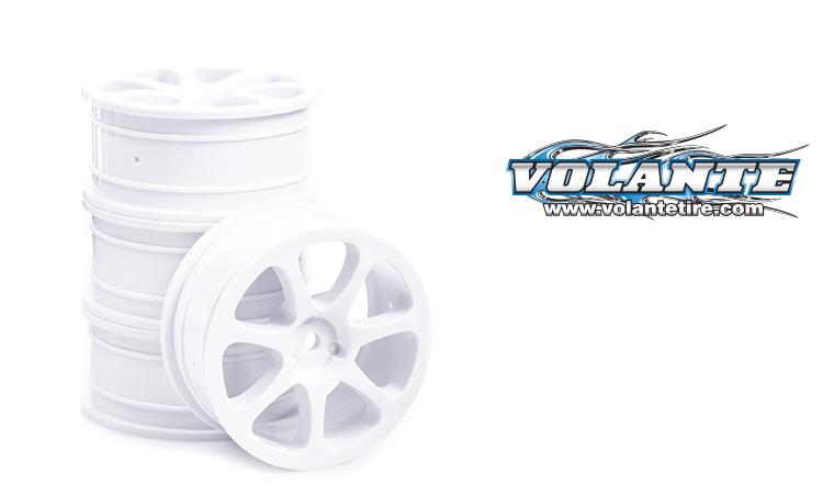 VL-SWW VOLANTE Super Precision Seven Spoke Wheel 4pcs