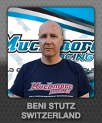 BENI STUTZ (SWITZERLAND) Muchmore Racing Driver