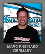 MARC RHEINARD (GERMANY) Muchmore Racing Driver