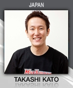 Takashi Kato (JAPAN) Muchmore Racing Driver